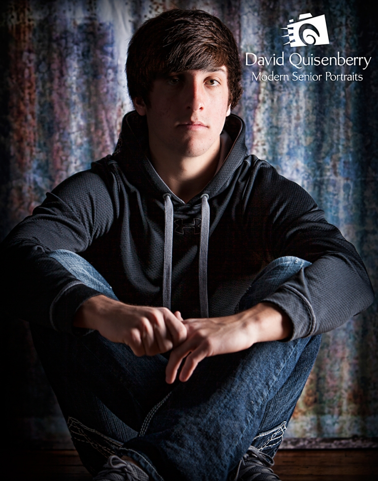 Edgy Senior Pictures