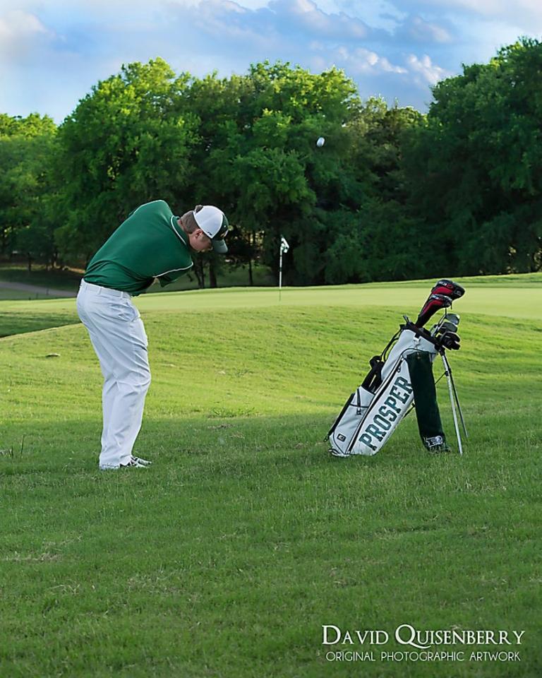 prosper senior golf team