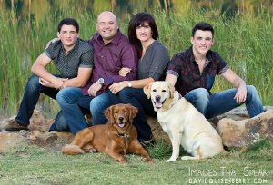 prosper family photo
