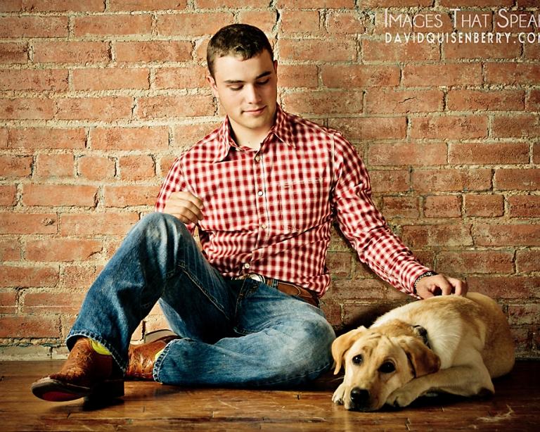 senior-with-pet