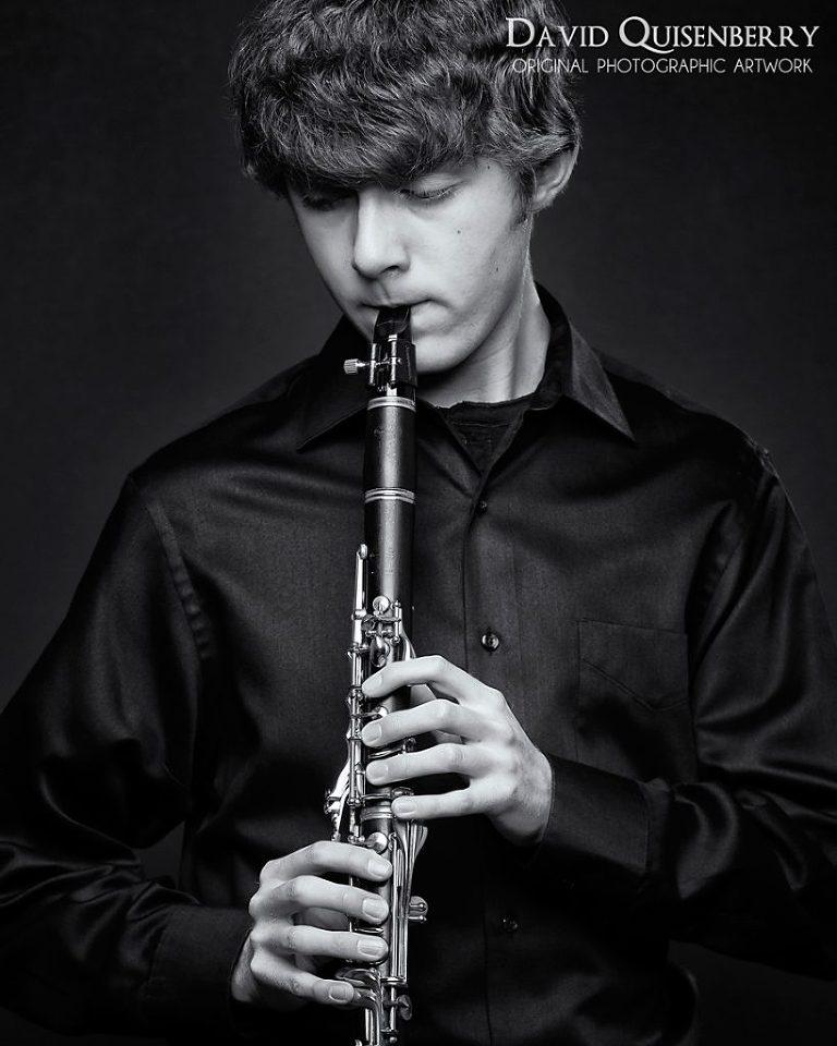 high schoo lsenior musician